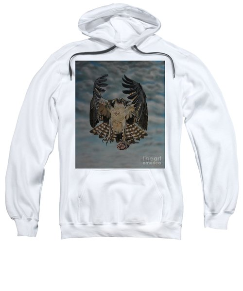 Fleck The Osprey  Sweatshirt