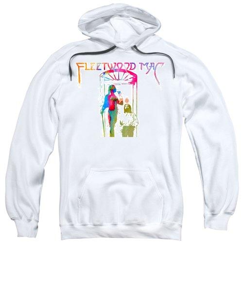 Fleetwood Mac Album Cover Watercolor Sweatshirt