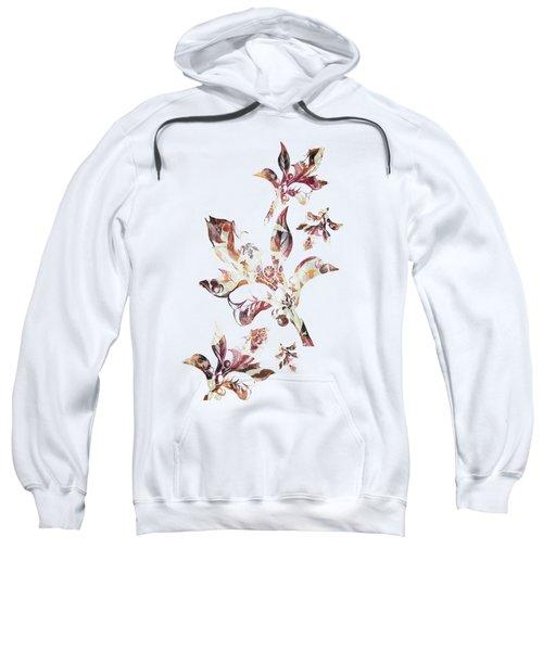 Floral Decor Sweatshirt
