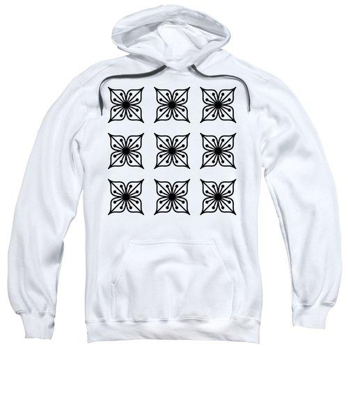 Floral Group  Sweatshirt
