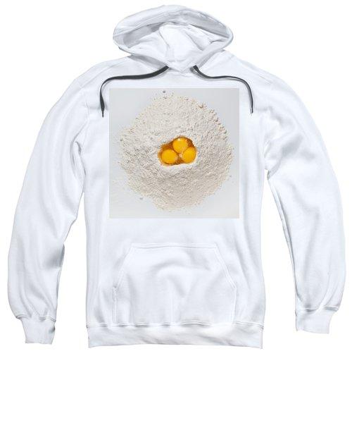 Flour And Eggs Sweatshirt