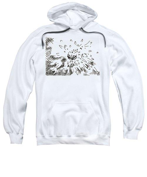 Flower 2 2015 - Aceo Sweatshirt