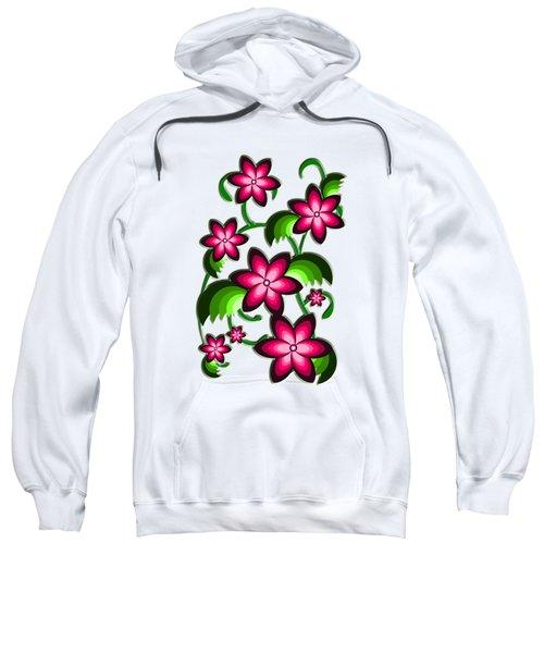 Flower Arrangement Sweatshirt