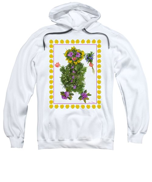 Flower Baby Sweatshirt