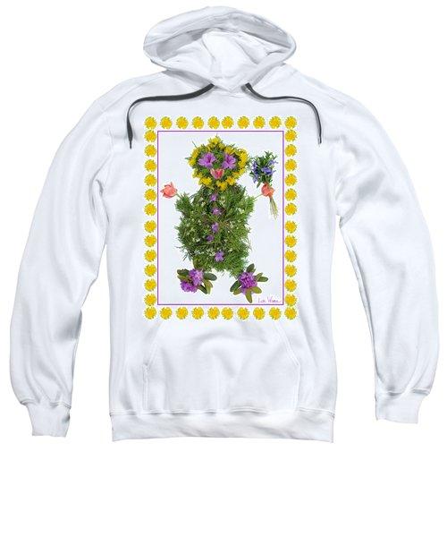 Flower Baby Sweatshirt