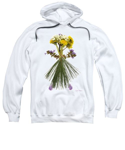 Flower Head Sweatshirt