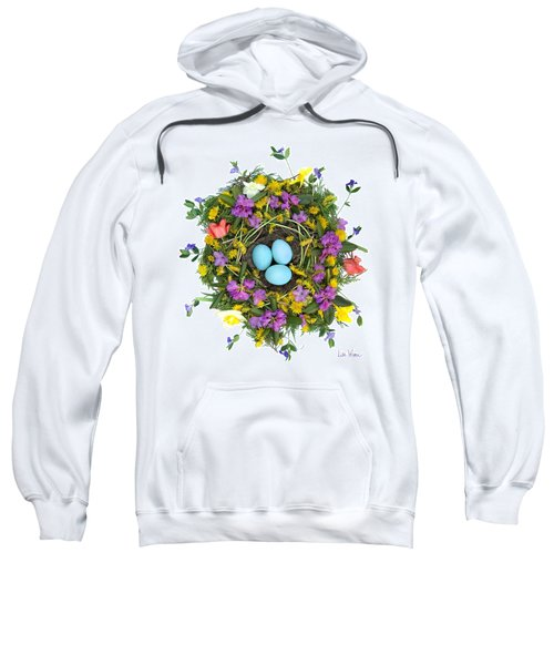 Flower Nest Sweatshirt