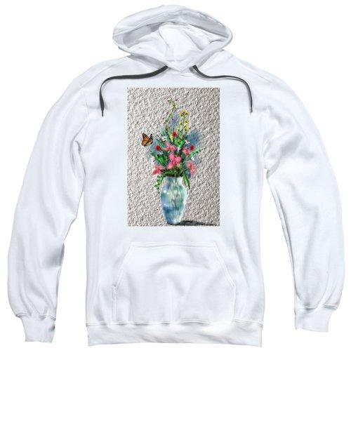 Flower Study Three Sweatshirt
