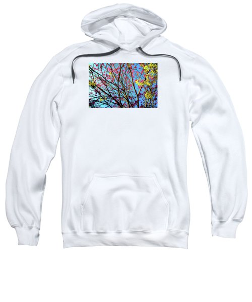 Flowers And Trees Sweatshirt
