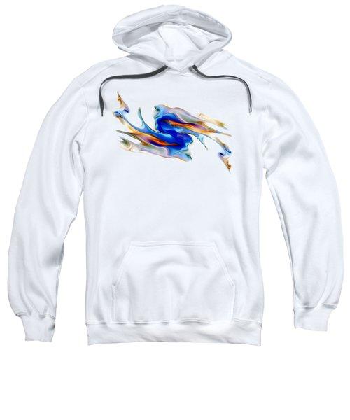 Fluid Colors Sweatshirt