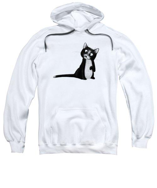 Fly On Cat Sweatshirt