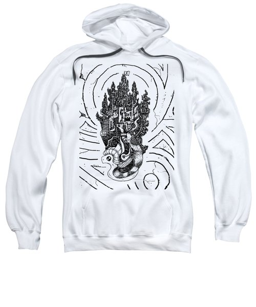 Flying Castle Sweatshirt