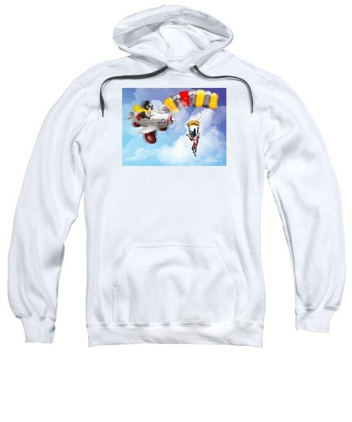 Flying Dogs Sweatshirt