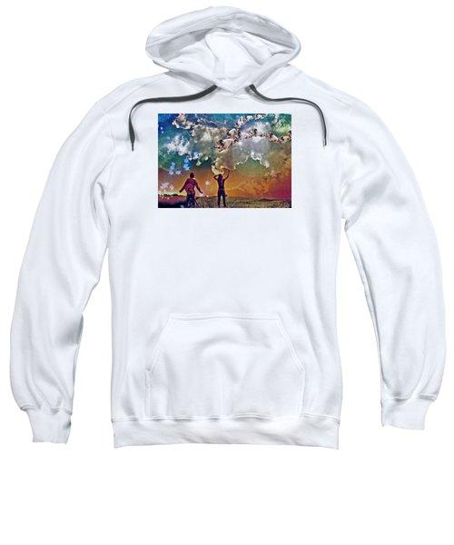 Flying Pigs Sweatshirt