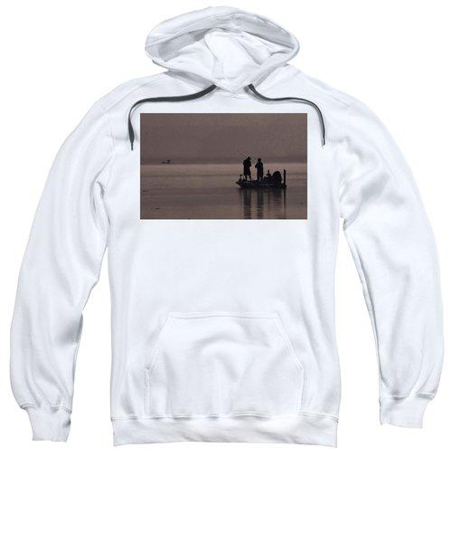 Foggy Fishing Sweatshirt