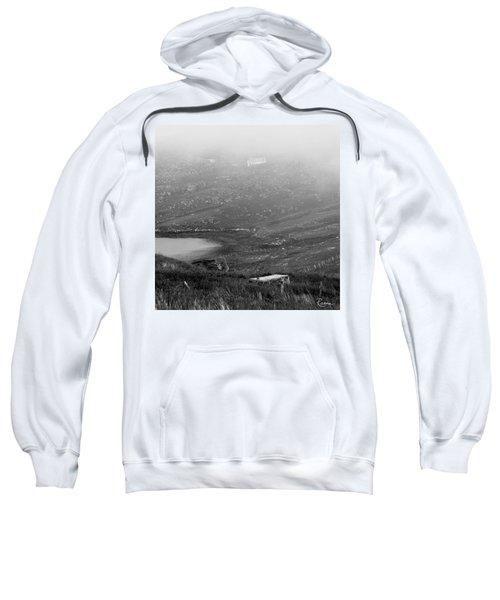 Foggy Scottish Morning Sweatshirt