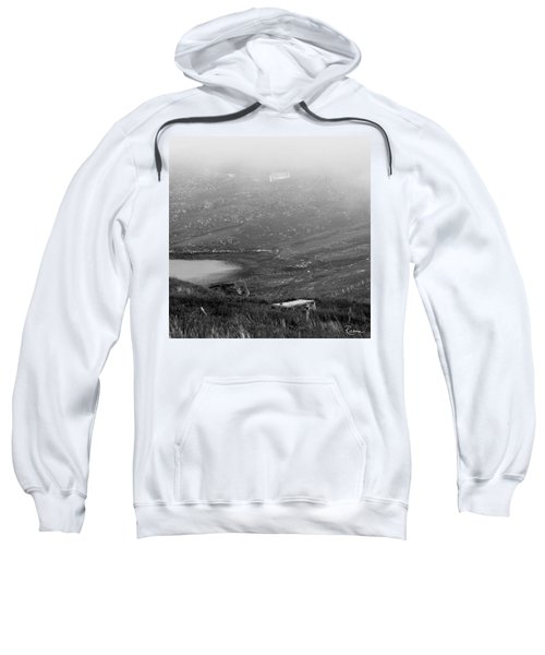 Foggy Scottish Morning Sweatshirt