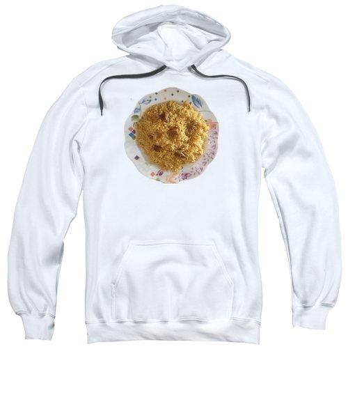 Food Sweatshirt by Sara Naqvi