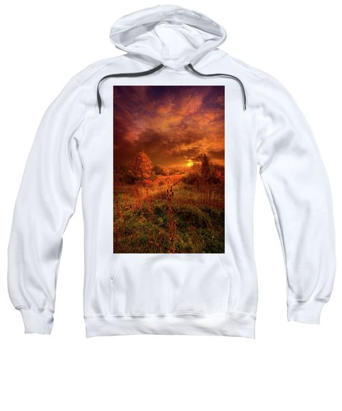 For A Time I Rest In The Grace Of The World And Am Free Sweatshirt