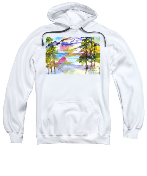 For Love Of Winter #1 Sweatshirt