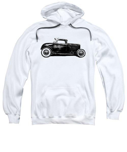 Ford Hot Rod Tee Sweatshirt
