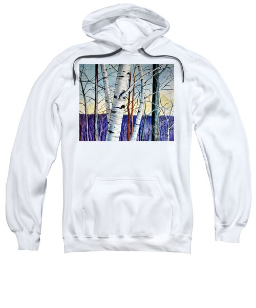 Forest Of Trees Sweatshirt