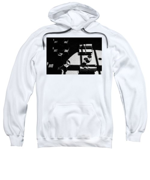 Sweatshirt featuring the photograph Formiture by Eric Lake