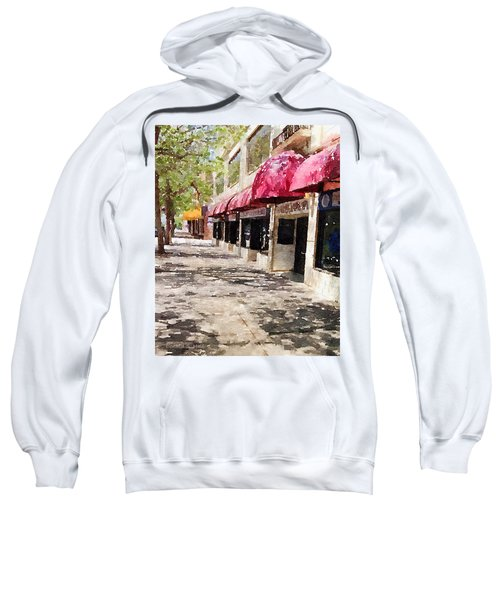 Fourth Avenue Sweatshirt by Donald S Hall
