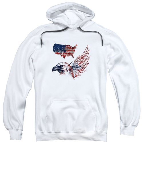 Fourth Of July Sweatshirt