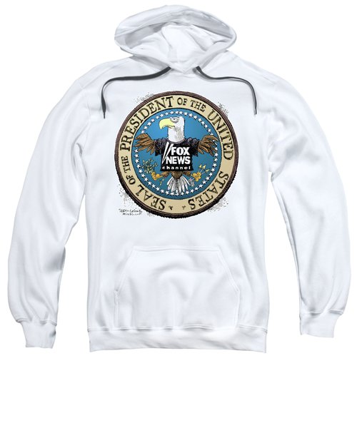 Fox News Presidential Seal Sweatshirt