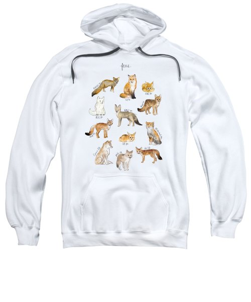Foxes Sweatshirt