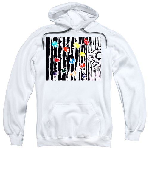 Fractured Light  Sweatshirt