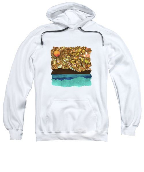 Fractured Sky Sweatshirt