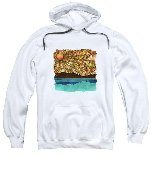 Fractured Sky Sweatshirt