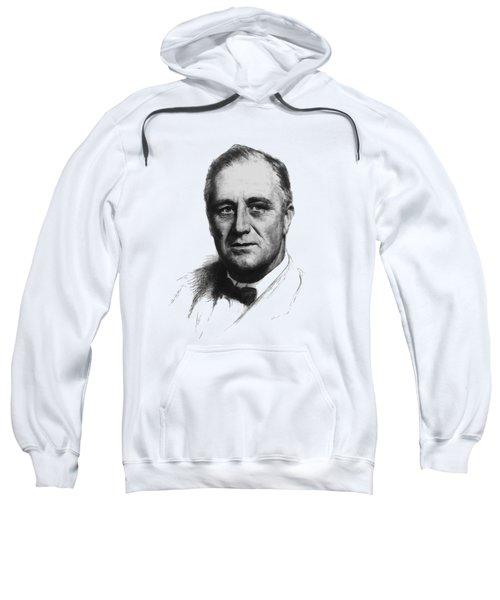 Franklin Roosevelt Sweatshirt