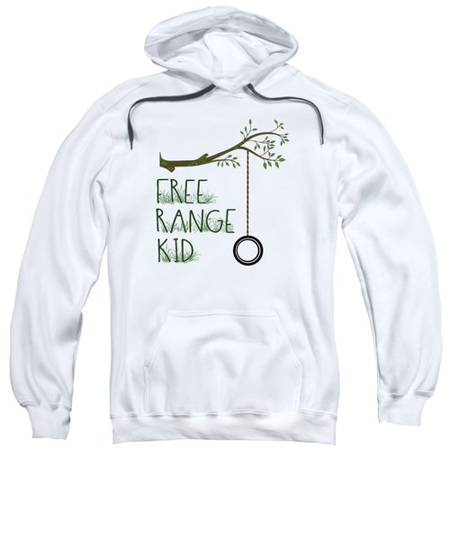 Free Range Kid Sweatshirt