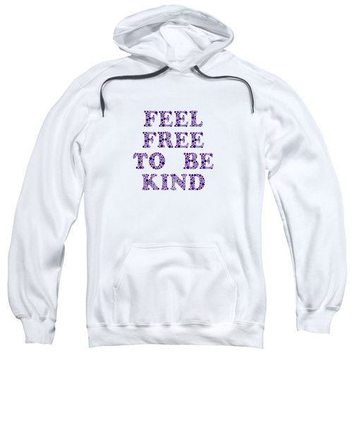 Free To Be Kind Sweatshirt