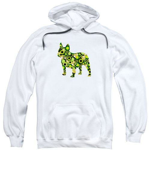 French Bulldog - Animal Art Sweatshirt