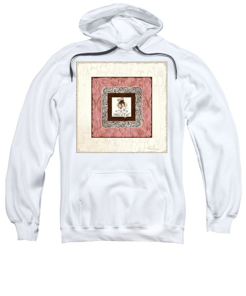 French Cafe Mocha - Moka De Cafe Sweatshirt