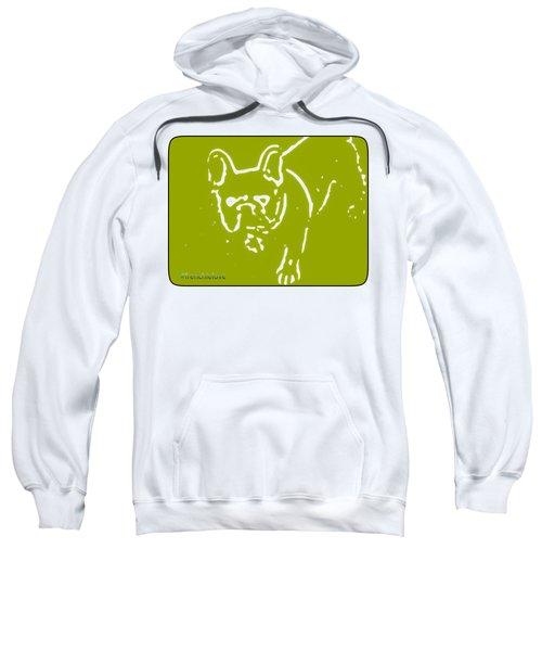Frenchielove Design Chartreuse Sweatshirt