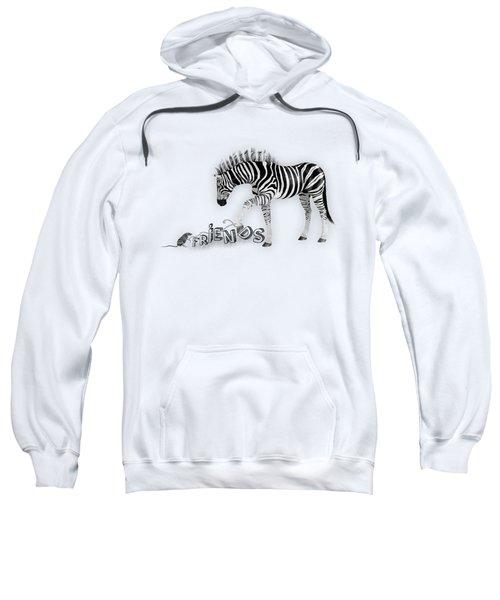 Friends Sweatshirt by Jutta Maria Pusl