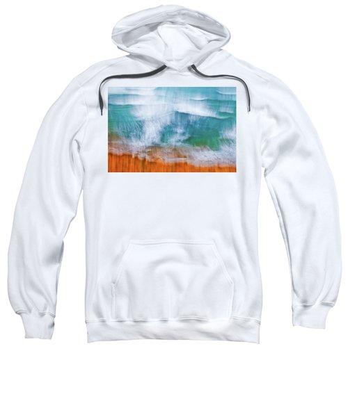 Frothing Over Sweatshirt