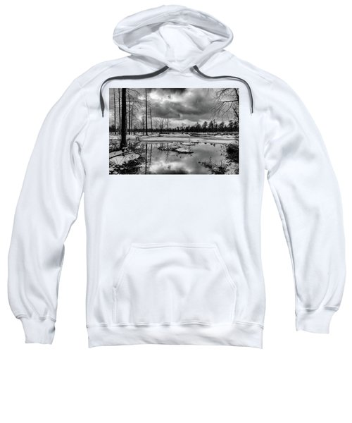 Frozen Mullica River Sweatshirt