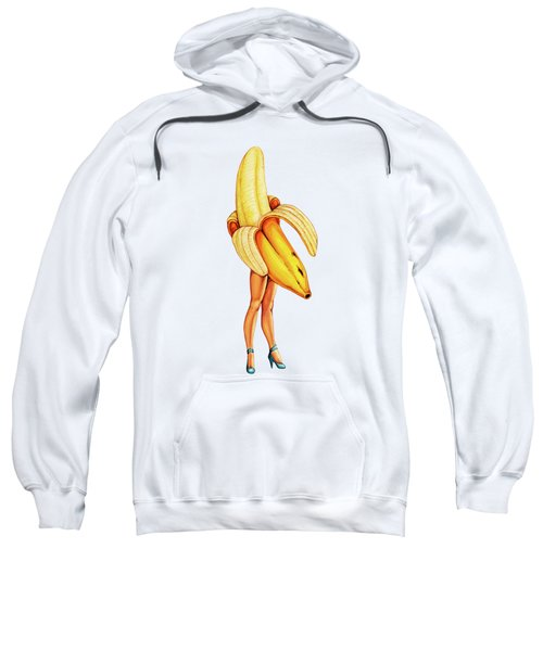 Fruit Stand - Banana Sweatshirt