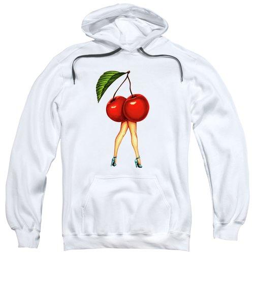 Fruit Stand- Cherry Sweatshirt