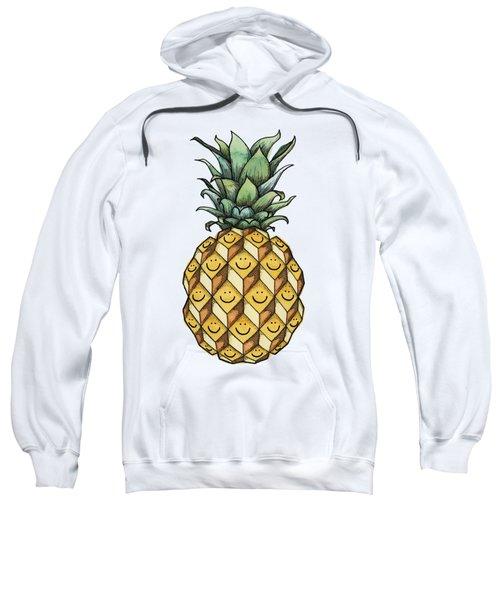 Fruitful Sweatshirt by Kelly Jade King