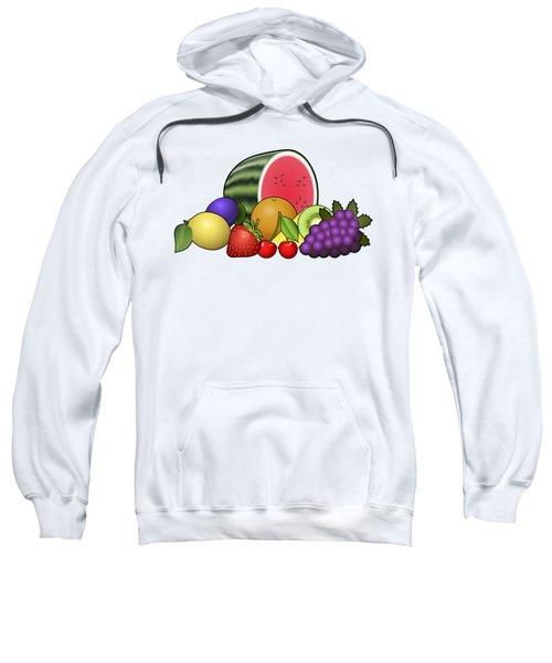 Fruits Heap Sweatshirt