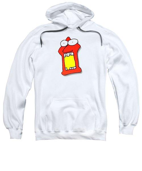 Fu Party People - Peep 104 Sweatshirt