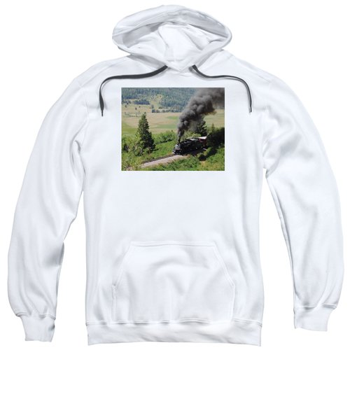 Full Steam Ahead Sweatshirt