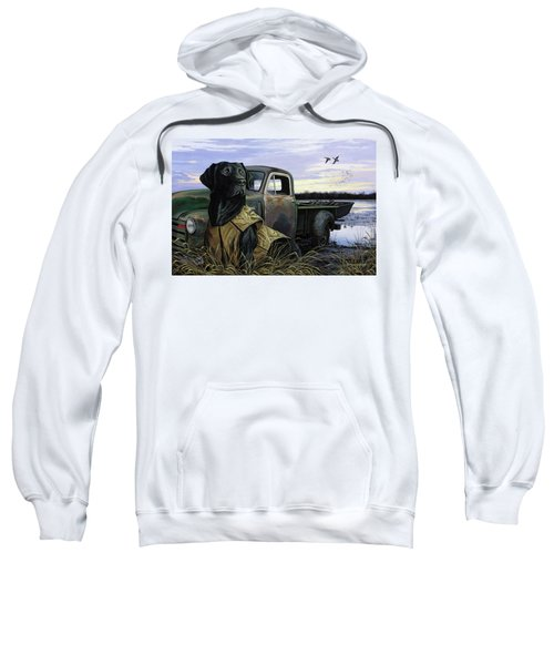 Fully Vested Sweatshirt